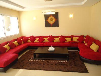 A louer agadir appartement hay mohammadi agadir au maroc for Salon zineb hay mohammadi