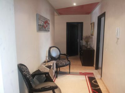 A vendre casablanca appartement maarif extension for Extension appartement