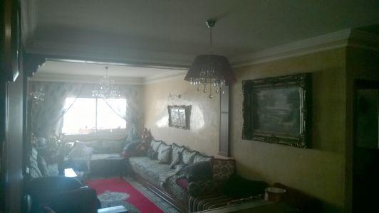 A vendre casablanca appartement bourgogne casablanca au for Appartement design casablanca