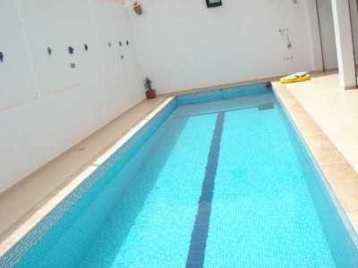 Immobilier rabat villas riads et appartements a vendre for Construction piscine kenitra