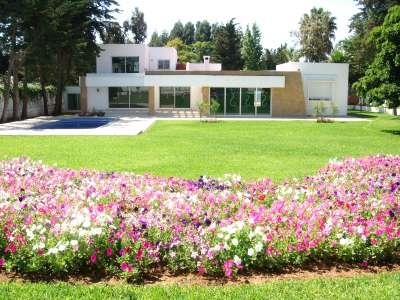 Cliquez ici pour voir toutes les photos maison rabat for Construction piscine kenitra
